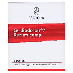 CARDIODORON/AURUM comp.Dilution 2x50 Milliliter N2 - Vorderseite