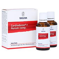 CARDIODORON/AURUM comp.Dilution 2x50 Milliliter N2