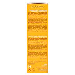 BIODERMA Photoderm Nude Touch Creme hell + gratis BIODERMA Sensibio Gel 45 ml 40 Milliliter - Rechte Seite
