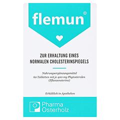 FLEMUN Tabletten 60 Stück - Vorderseite