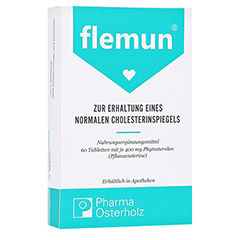 FLEMUN Tabletten 60 Stück