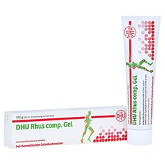 RHUS COMP.Gel DHU 100 Gramm N2