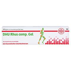 RHUS COMP.Gel DHU 100 Gramm N2 - Vorderseite