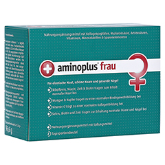 AMINOPLUS frau Pulver 7 Stück