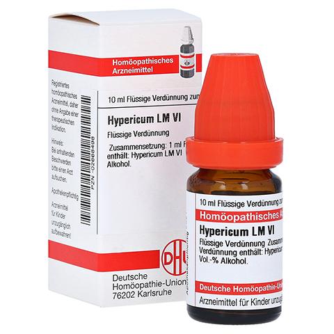 HYPERICUM LM VI Dilution 10 Milliliter N1