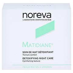 MATIDIANE Nachtpflege Creme 50 Milliliter - Vorderseite