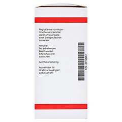 ANTIMONIUM ARSENICOSUM D 6 Tabletten 200 Stück N2 - Rechte Seite