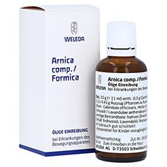 ARNICA COMP./Formica ölige Einreibung 50 Milliliter N2