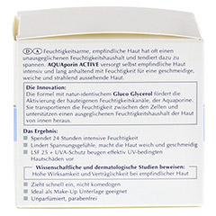 EUCERIN AQUAporin Active Creme LSF 25 50 Milliliter - Linke Seite