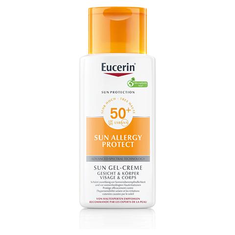 Eucerin Sun Allergy Protect Creme-Gel LSF 50 + gratis Eucerin Sun Oil Control Body LSF50+ 150 Milliliter