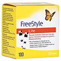 FREESTYLE Lite Teststreifen ohne Codieren 100 Stück
