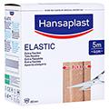 HANSAPLAST Elastic Pflaster 4 cmx5 m 1 Stück
