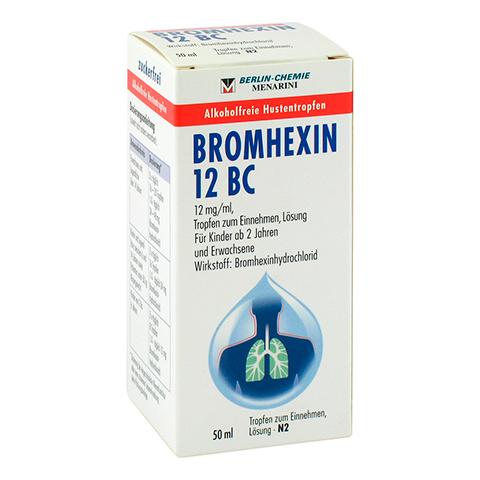 BROMHEXIN 12 BC 50 Milliliter N2