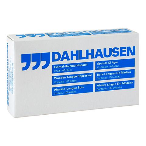 HOLZMUNDSPATEL 100 Stück