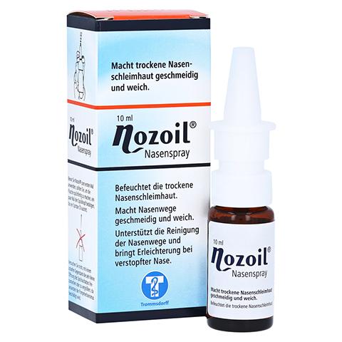 NOZOIL Nasenspray 10 Milliliter