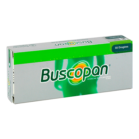 Buscopan 10mg 50 Stück N2