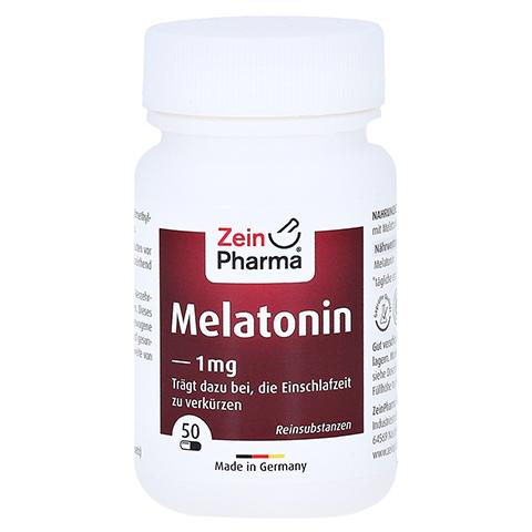 MELATONIN KAPSELN 1 mg 50 Stück
