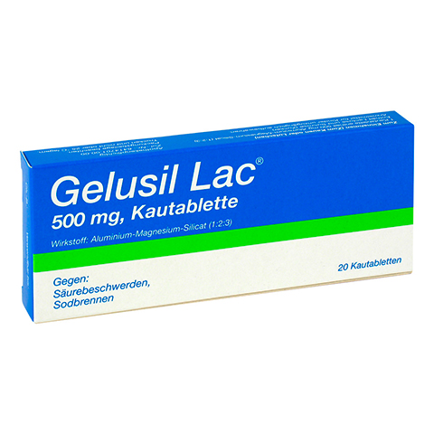 Gelusil-Lac 20 Stück