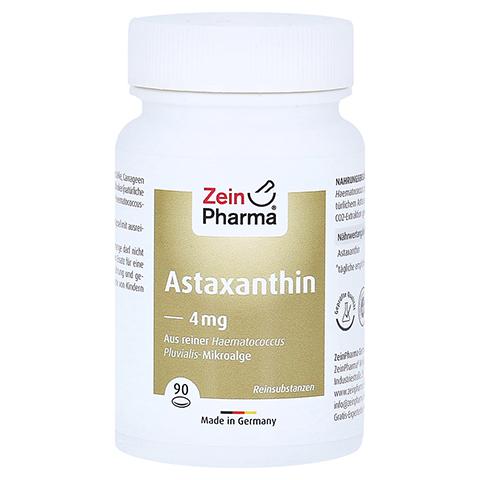 ASTAXANTHIN 4 mg pro Kapsel 90 Stück