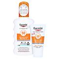 Eucerin Kids Sun Spray LSF 50+ + gratis Eucerin Sun Oil Control Body LSF50+ 200 Milliliter
