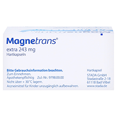 Magnetrans extra 243mg 50 Stück N2 - Oberseite