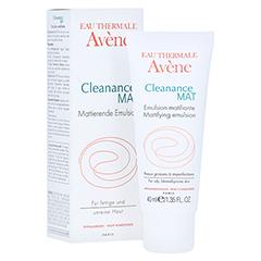 AVENE Cleanance MAT mattierende Emulsion 40 Milliliter
