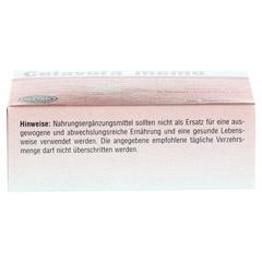 CEFAVORA memo Weichgelatinekapseln 90 Stück - Unterseite