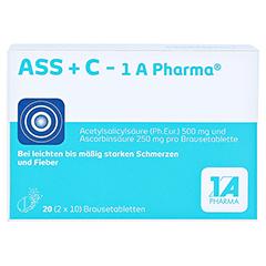 ASS+C-1A Pharma 20 Stück - Vorderseite