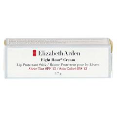 Elizabeth Arden EIGHT HOUR Lip Protectant Stick SPF 15 Honey 37 Gramm - Vorderseite