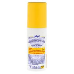 LADIVAL Schutz&Bräune Plus Spray LSF 50+ 150 Milliliter - Linke Seite