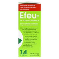 Efeu-1A Pharma Hustensaft 100 Milliliter N3 - Linke Seite