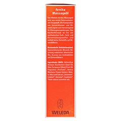 WELEDA Arnika Massageöl 100 Milliliter - Linke Seite