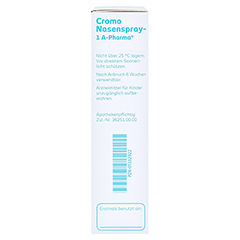 Cromo Nasenspray 15 Milliliter N1 - Rechte Seite