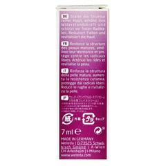 WELEDA Nachtkerze festigende Tagespflege Creme 7 Milliliter - Rückseite