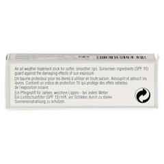Elizabeth Arden EIGHT HOUR Lip Protectant Stick SPF 15 37 Gramm - Rückseite