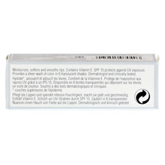 Elizabeth Arden EIGHT HOUR Lip Protectant Stick SPF 15 Honey 37 Gramm - Rückseite