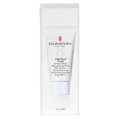 Elizabeth Arden EIGHT HOUR Intensive Face Moisturizer Cream SPF 15 50 Milliliter - Rückseite