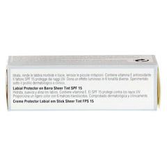 Elizabeth Arden EIGHT HOUR Lip Protectant Stick SPF 15 Honey 37 Gramm - Oberseite