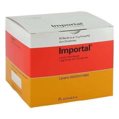 Importal 1g/g Beutel 50x10 Gramm N2