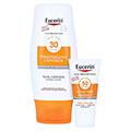 EUCERIN Sun Lotion PhotoAging Control LSF 30 + gratis Eucerin Sun Oil Control Body LSF50+ 150 Milliliter