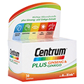 CENTRUM Plus Ginseng & Ginkgo Tabletten 30 Stück