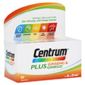 CENTRUM Plus Ginseng & Ginkgo Tabletten 60 Stück