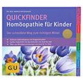 GU Quickfinder Homöopathie für Kinder 1 Stück