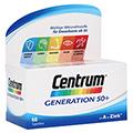 CENTRUM Gen.50+ A-Zink+FloraGlo Lutein Caplette 60 Stück