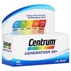 CENTRUM Generation 50+ Lutein Capletten 100 Stück
