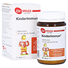 Dr. Wolz Kinderimmun Pulver 65 Gramm