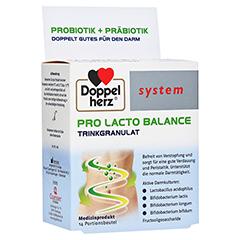 DOPPELHERZ Pro Lacto Balance system Trinkgranulat 14 Stück