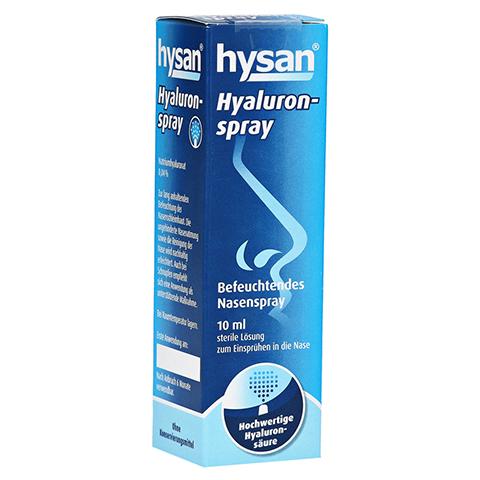 HYSAN Hyaluronspray 10 Milliliter