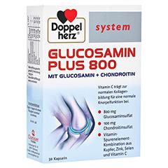 DOPPELHERZ Glucosamin Plus 800 system Kapseln 30 Stück