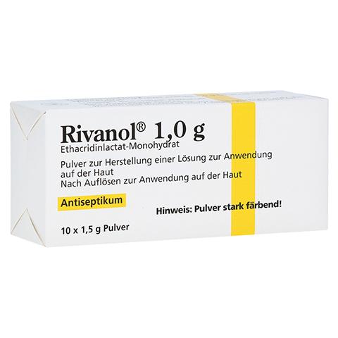 Rivanol 1,0g 10 Stück N2